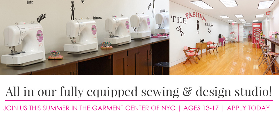 Sewing Summer Camp For Teens In NYC Shop At Mood Field Trips Guest Speakers Final