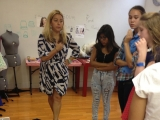 Teen Fashion Design and Sewing Camp NYC