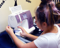 teen sewing camp in nyc